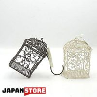 Hanging decoration cages