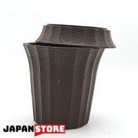 Plastic Flower Pot with Lid