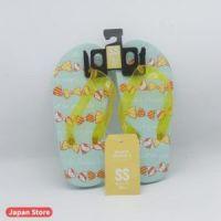 Beach Style Yellow Stylish Slippers / Chappal