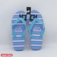 Beach Style Sleepers / Chappal Blue Stylish Design