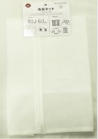 Laundry net jumbo square type mesh
