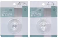 Knob Sticker Clear