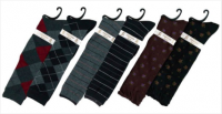 Ladies Long Casual Socks 1pc