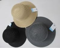 Lace Hat Wide Brim