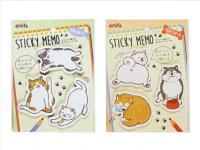 Die-cut Sticky Note 90p Animal