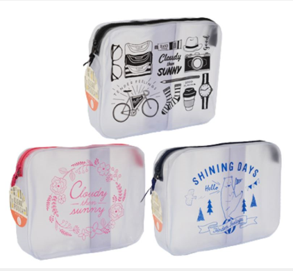 Clear Pouch (L)